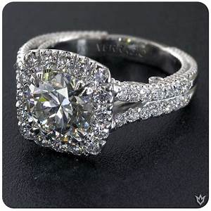 verragio engagement rings insignia 7062cul verragio With wedding ring and engagement ring