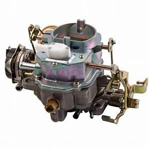 Carburetor Carb For Jeep Wrangler Bbd 6 Cylinder Engine 4