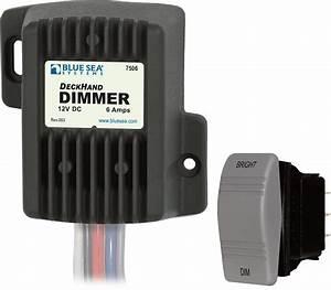 Deckhand Dimmer - 12v Dc 6a