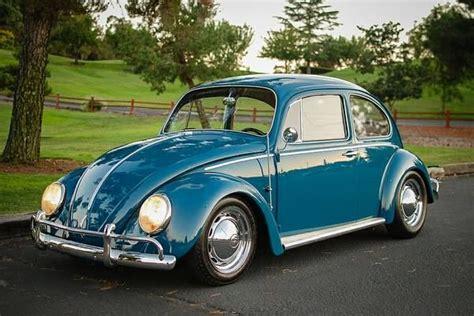 vintage blue vw bug fusca volkswagen fusca  carro fusca