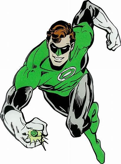 Lantern Clipart Comic Comics Dc Marvel Transparent