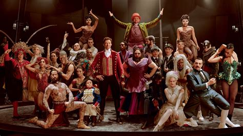 The Greatest Showman Full Hd Wallpaper And Background