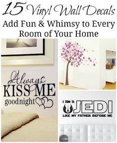 1000 images about family room vinyl ideas on pinterest With kitchen decals for walls ideas you can apply at home