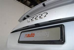 Integrated Rear View Camera System For Audi Tt 8j