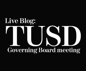 Live blog: TUSD meeting     tucson.com