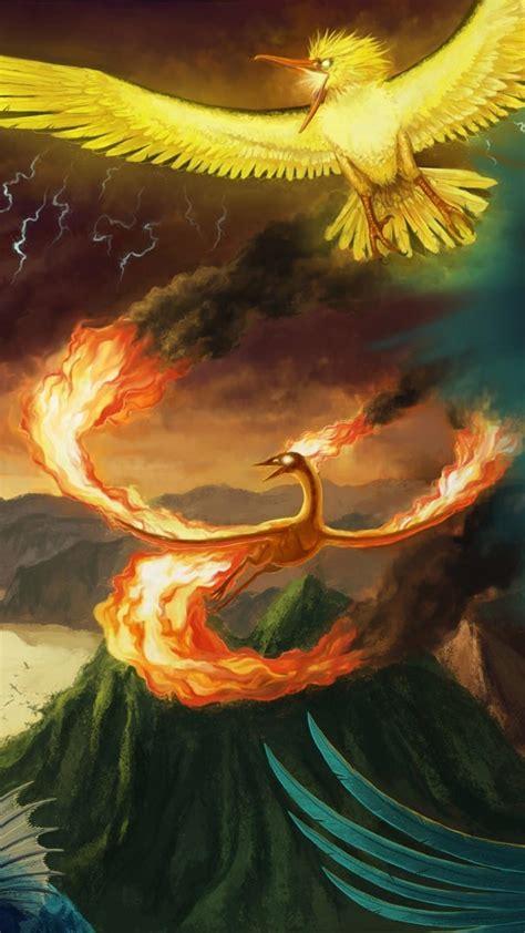phoenix mewtwo gyarados zapdos articuno charizard moltres