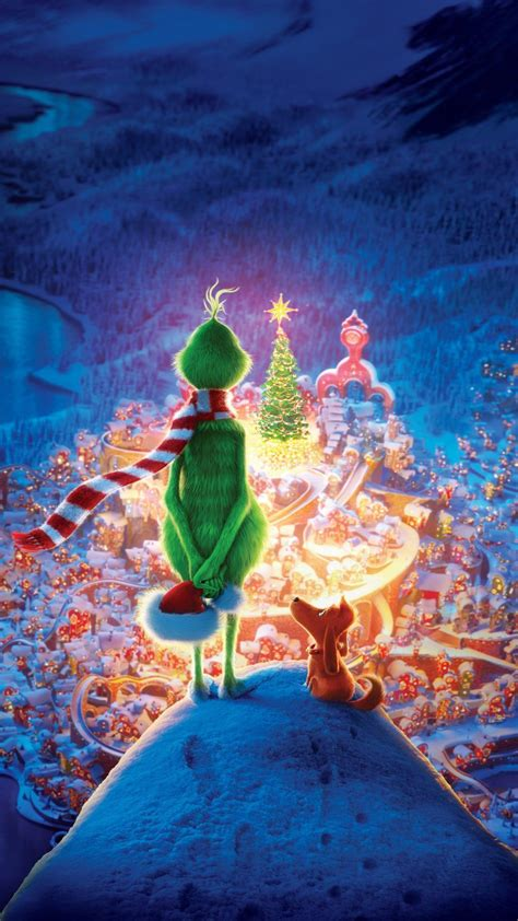 Iphone The Grinch Who Stole Wallpaper by The Grinch 2018 Wallpapers Top Free The Grinch 2018