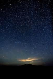 Montana Night Sky Stars