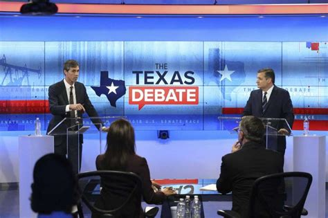 ted cruz beto orourke face   final debate houston