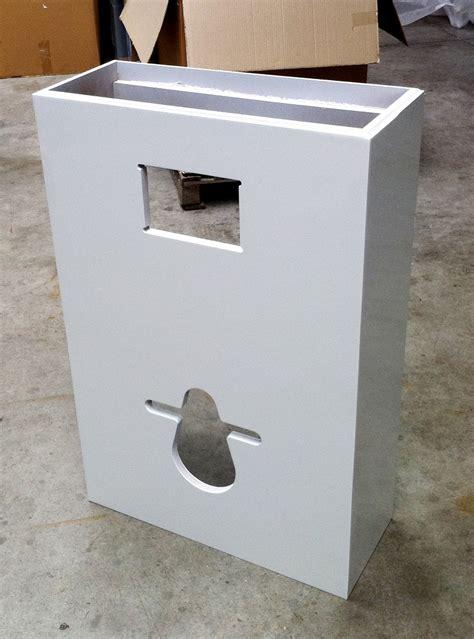 coffre pour wc suspendu wc lave mains original wici concept