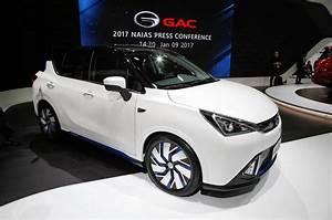 China U2019s Gac Motor Plans Global Market Expansion