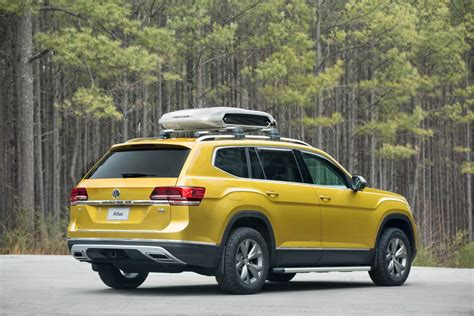 vw atlas vw atlas weekend edition concept coming to chicago auto show