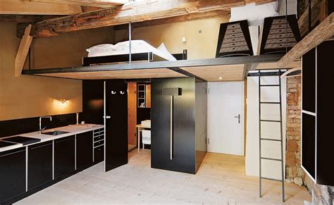 what is a mezzanine level the berge winter retreat