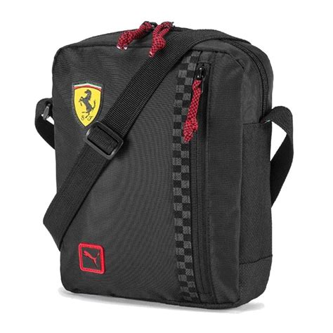 Special price 7 990,00 ₽ regular price 7 990,00 ₽. Scuderia Ferrari PUMA Portable Bag Black size universal | eBay