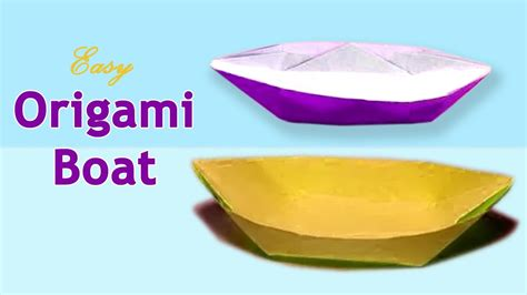 Origami Boat From Square Paper by Origami Magnificent Paper Boats Origami Paper Boat