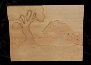 Free Relief Wood Carving Patterns