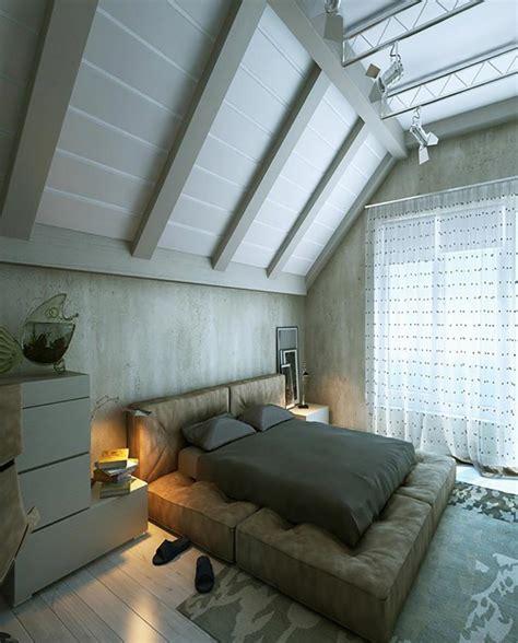 chambre sous toit amnagement chambre sous combles amenagement comble