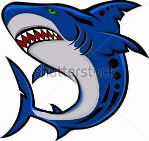 shark mouth clip art | angry shark clipart angry shark ...