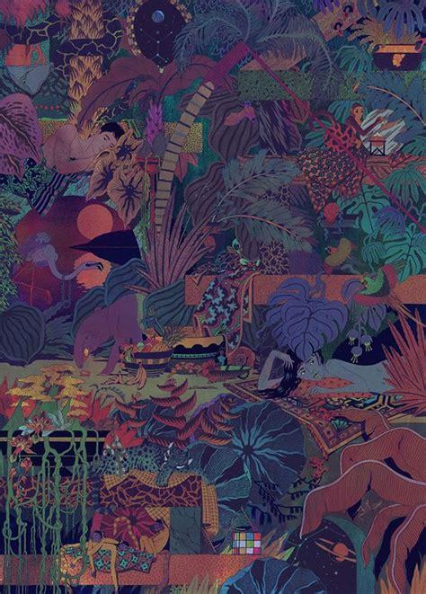 Glass Animals Wallpaper - best 25 glass animals ideas on teal forest