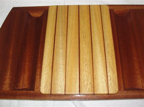Wood Serving Tray Plans
