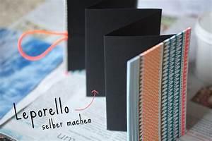 Neon Buchstaben Selber Machen : leporello basteln weihnachtsgeschenke selber machen ~ Michelbontemps.com Haus und Dekorationen