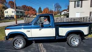 1983 Ford F150-richard K