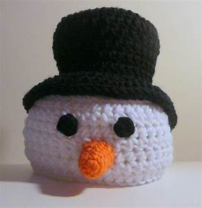 Snowman Hat - Top Hat by HGSDesigns - Craftsy