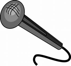 Microphone clip art | Clipart Panda - Free Clipart Images
