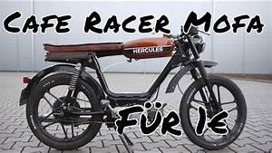 Wie Baue Ich Einen Cafe Racer : ich verkaufe den cafe racer f r 1 mofa mittwoch ~ Jslefanu.com Haus und Dekorationen
