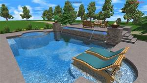 Pool ideas concrete swimming pools spas and pools swimming for Swimming pool and spa design