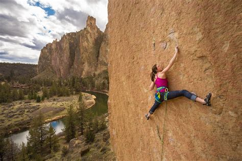The Ultimate Smith Rock Climbing Guide Rad Season