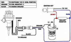 How To Wire A Ballast Resistor Diagram  U2013 Ballast Resistor
