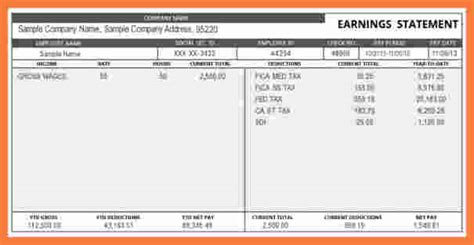 payroll check template 8 payroll check template marital settlements information