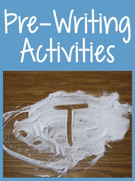 pre writing activities prekinders 608 | pre writing activities 1