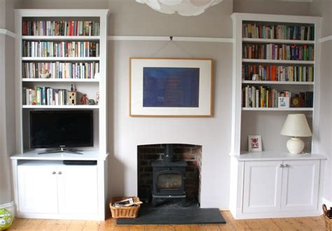 Living Room Storage Cupboards by Image Result For How To Make Built In Alcove Cupboards