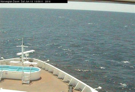 Norwegian Dawn - Bridge (Forward) Webcam / Camera | Cruising To Bermuda | Pinterest | Cruise ...