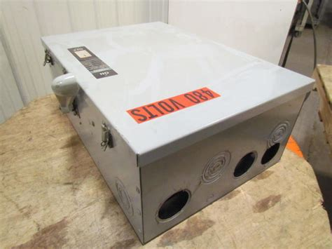 siemens nf  ite  fusible disconnect switch enclosure