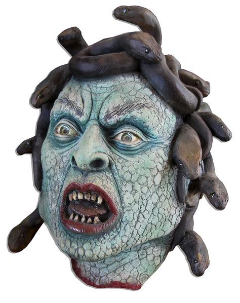 Lot Detail - Medusa Mask Personally Owned by Ray Bradbury