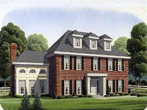 southern colonial style house plans georgian style house southern colonial homes treesranchcom