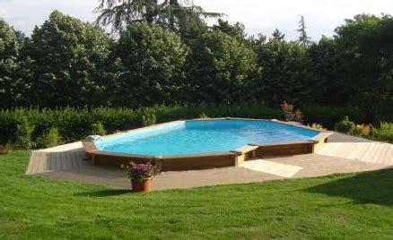 piscine semi enterrée prix le prix d une piscine semi enterr 233 e