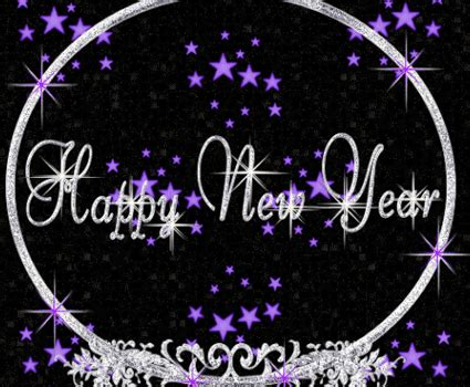 Happy New Year 2019 Gif Glitter For Whatsapp & Hike ...