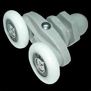 roulette pour porte de douche cartouche pour mitigeur et With roulement pour porte de douche