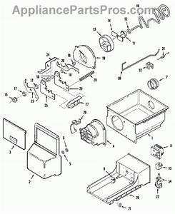 Whirlpool Ice Maker Parts Diagram