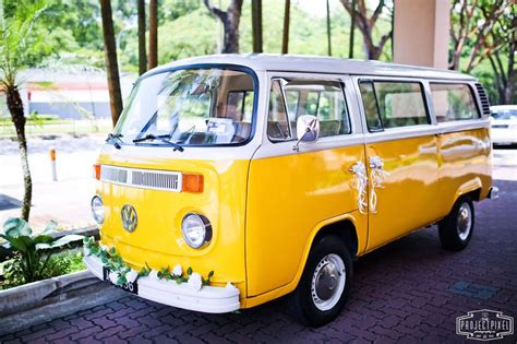 Vintage Car Rentals & Kombi VW Van in Singapore