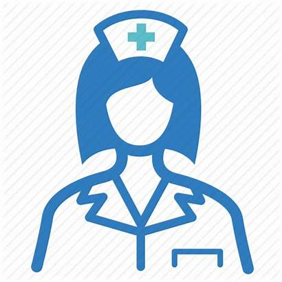 Doctor Icon Pharmacist Nurse Medical Intern Help