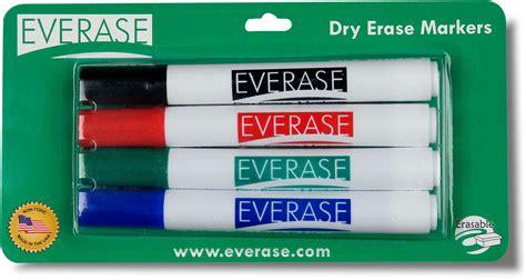 Buy Everase Low-odor, Chisel Tip Dry Erase Markers
