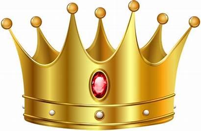 Crown Transparent Mahkota Clip Gambar Clipart Crowns