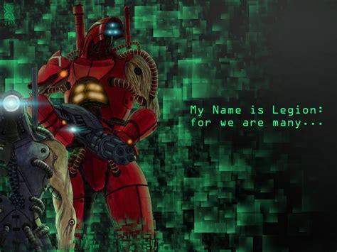 Mass Effect Legion By Themaestronoob On Deviantart