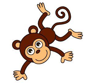 draw  cartoon monkey    easy steps easy