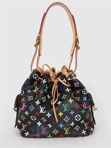 Louis Vuitton Noe Petit : louis vuitton petit no monogram multicolore canvas noir luxury bags ~ Eleganceandgraceweddings.com Haus und Dekorationen